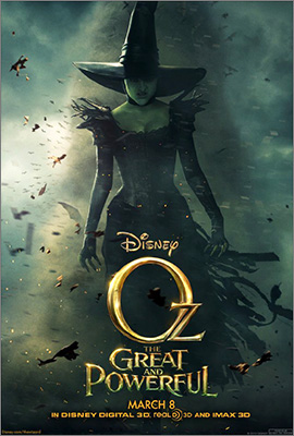 Todd Cherniawsky - OZ The Great and Powerful